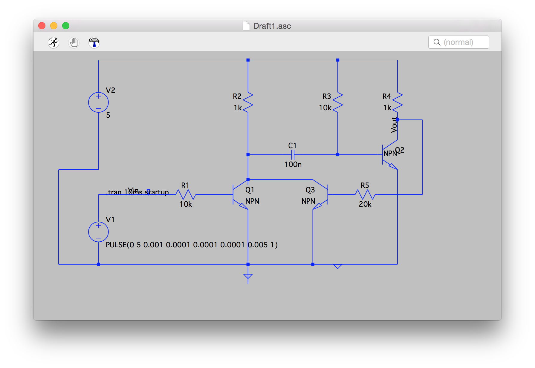 Circuit Notes A Simple Pulse Generator How To Simulate An Rc In Ltspice With Initial Condition Figure 3 W Guaranteed Width